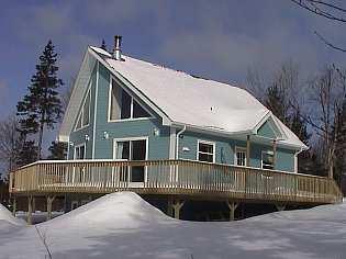 Cape Breton Island - Winter-Special